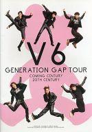 パンフ)V6 GENERATION GAP TOUR