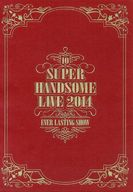 付録付)パンフ)SUPER HANDSOME LIVE 2014 EVER LASTING SHOW