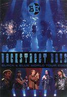 パンフ)BACKSTREET BOYS BLACK & BLUE WORLD TOUR 2001