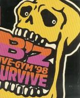 パンフ)B'z LIVE-GYM '98 SURVIVE