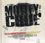 パンフ)Motley Crue Anywhere's There's Electricity TOUR 0F THE AMERICAS 1994