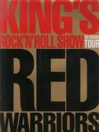 パンフ)Red Warriors KING'S ROCK N ROLL SHOW '88 ENCORE TOUR