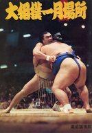 パンフ)大相撲一月場所(1979年)
