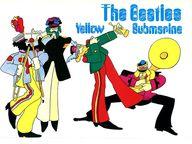 パンフ)The Beatles Yellow Submarine イエロー・サブマリン