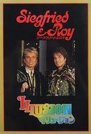 パンフ)Siegfried & Roy シークフリード&ロイ ILLUSION イリュージョン