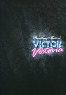 パンフ)Broadway Musical VICTOR Victoria(2011年)