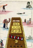 パンフ)世界の七不思議 SEVEN WONDERS OF THE WORLD