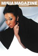 パンフ)MISIA MAGAZINE THE TOUR OF MISIA 2002 SPECIAL ISSUE No.001