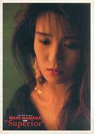 パンフ)MARI HAMADA 1990 TOUR Superior