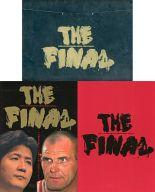 パンフ)THE FINAL 1999.2.21.YOKOHAMA ARENA AKIRA MAEDA