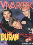 VIVA ROCK 1987年4月号 No.58 ビバ・ロック