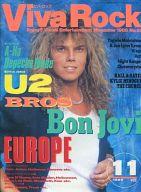 付録付)Viva Rock 1988年11月号 No.88 ビバ・ロック
