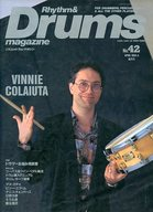 Rhythm & Drums magazine 1992年4月号 リズムアンドドラムマガジン
