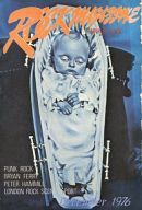 ROCK MAGAZINE 5号 1976年11月号