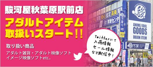 秋葉原駅前店アダルト取扱い開始