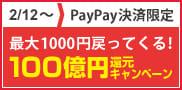 PayPayキャンペーン第2弾