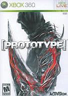 北米版 PROTOTYPE (18歳以上対象・国内版本体動作可)
