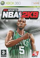 EU版 NBA 2K9(国内版本体動作可)