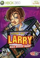 North American edition LEISURE SUIT LARRY BOX OFFICE BUST (18 years old or older, domestic body acceptable)