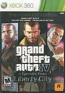北米版 grand theft auto IV&Episodes From Liberty City(18歳以上対象・国内版本体動作不可)
