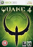 EU版 QUAKE4 (18才以上対象・国内版本体動作可)