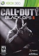 北米版 CALL OF DUTY BLACK OPS II(18歳以上対象・国内版本体動作可)