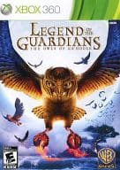 北米版 LEGEND OF THE GUARDIANS -THE OWLS OF GA'HOOLE(国内版本体動作可)