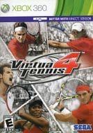 北米版 Virtua Tennis4(国内版本体動作可)