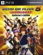 DEAD OR ALIVE 5 ULTIMATE [Limited Edition]