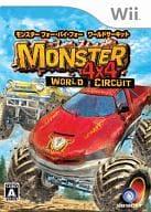 Monster 4 x 4 World Circuit