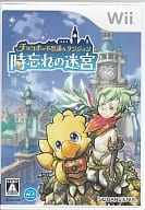 A labyrinth of forgotten when strange dungeon of Chocobo