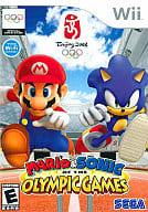 北米版 MARIO&SONIC AT THE OLYMPIC GAMES(国内版本体動作不可)