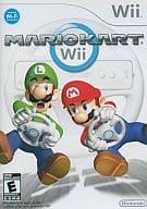 北米版 MARIO KART Wii(ソフト単品)(国内版本体動不可)