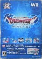 ドラゴンクエスト25周年記念 ファミコン&スーパーファミコン ドラゴンクエストI・II・III [初回版] (状態:外箱状態難)