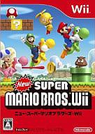 New Super Mario Bros. Wii (state: quick guide missing item)