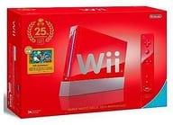 Wii本体 レッド スーパーマリオ25周年仕様