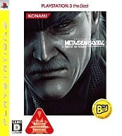 METAL GEAR SOLID 4 GUNS OF THE PATRIOTS(PlayStation 3 the Best)