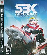 北米版 SBK SUPERBIKE WORLD CHAMPIONSHIP(国内版本体動作可)