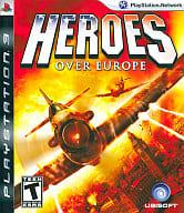 北米版 HEROES OVER EUROPE(国内版本体動作可)
