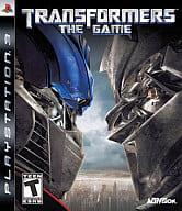北米版 TRANSFORMERS THE GAME(国内版本体動作可)
