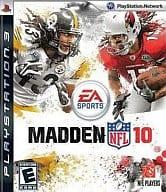 北米版 MADDEN NFL 10(国内版本体動作可)
