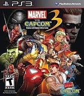 アジア版 MARVEL VS CAPCOM 3: FATE OF TWO WORLDS(国内版本体動作可)