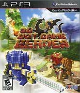 北米版 3D DOT GAME HEROES(国内版本体動作可)
