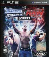 アジア版 WWE SMACKDOWN VS RAW 2011(国内版本体動作可)