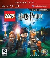北米版 LEGO Harry Potter Years 1-4 [GREATEST HITS](国内版本体動作可)