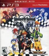 北米版 KINGDOM HEARTS -HD 1.5 ReMIX-[GREATEST HITS](国内版本体動作可)