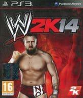 EU版 WWE 2K14(国内版本体動作可)