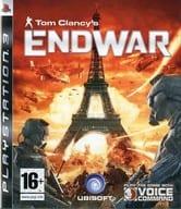 EU版 Tom Clancy's ENDWAR (国内版本体動作可)