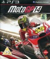 EU版 Moto GP 14 (国内版本体動作可)