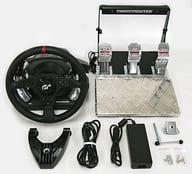 T500 RS GT RACING WHEEL (状態:軽度の傷み・不備有※詳細は商品説明を御覧下さい)